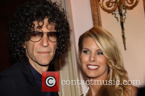 Howard Stern and Beth Osrosky Stern 1