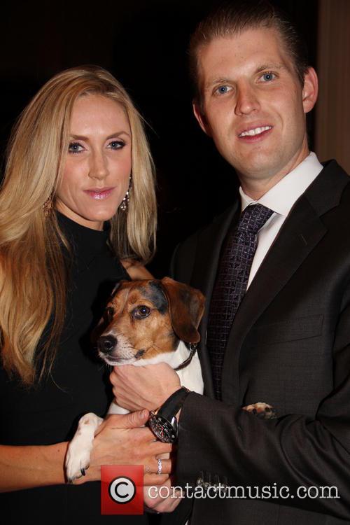 Eric Trump and Lara Yunaska 2