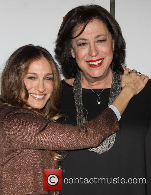 Sarah Jessica Parker and Lynne Meadow 6