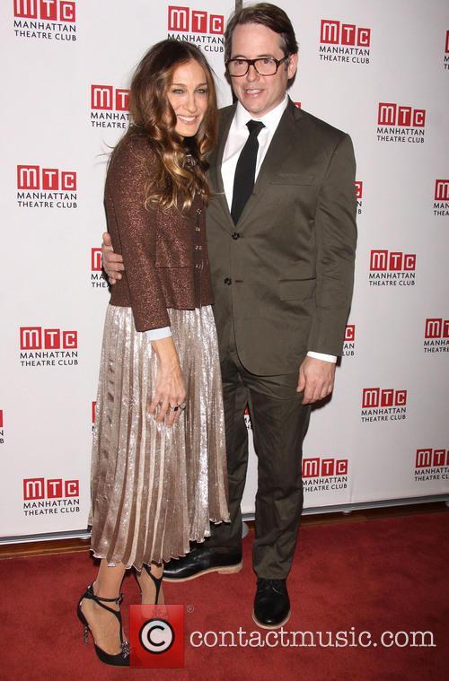 Sarah Jessica Parker and Matthew Broderick 9