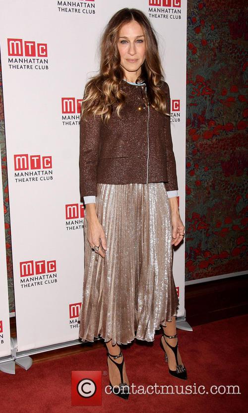 Sarah Jessica Parker, The Commons of Pensacola Opening Night