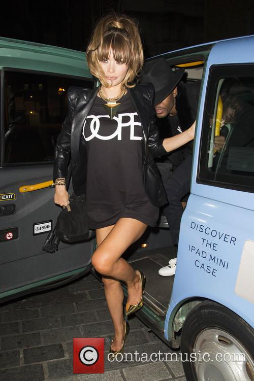 chloe sims 9 swallow street launch party 3967418