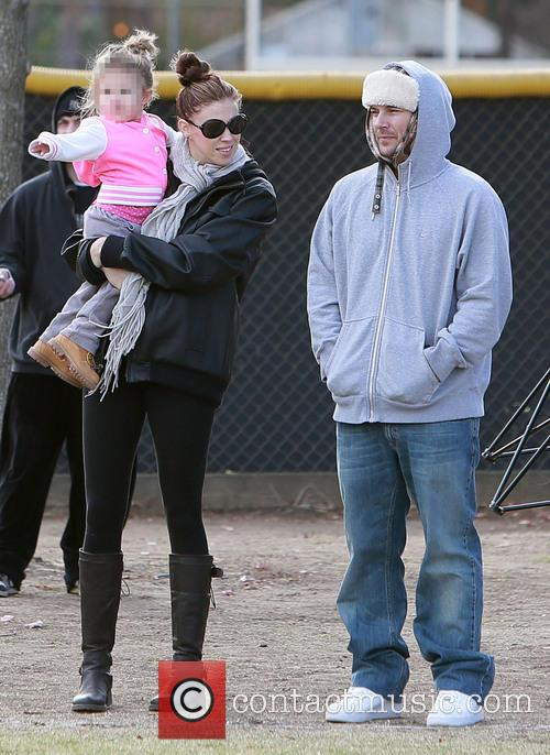 Victoria Prince, Jordan Federline and Kevin Federline 2