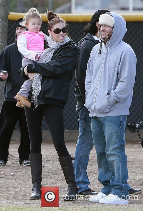 Victoria Prince, Jordan Federline and Kevin Federline 3