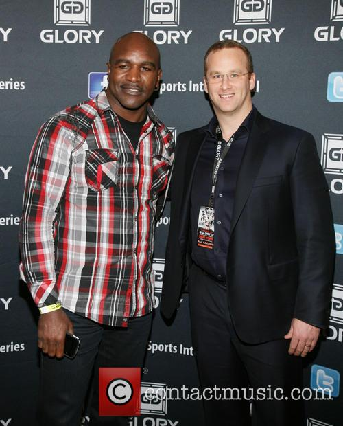 Evander Holyfield and Pierre Andurand 3