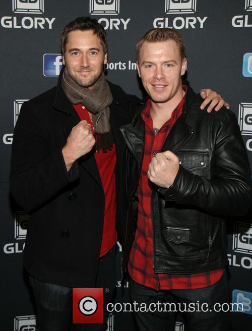 Ryan James Eggold and Diego Klattenhoff 2