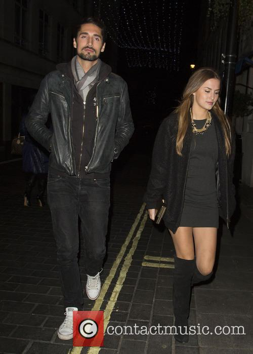 Hugo Taylor and Lucy Watson at Number Nine...