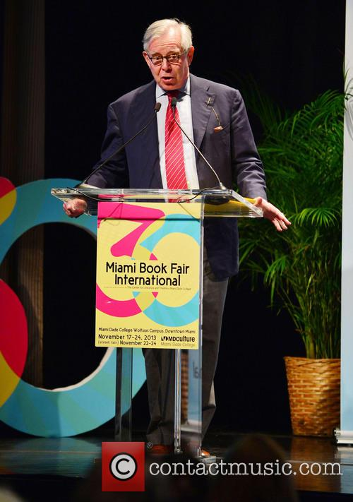 Miami Book Fair International 2013 - Former Vice...