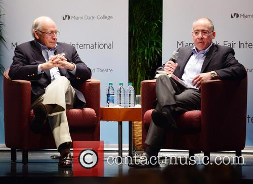 Dick Cheney and Dr. Jonathan Reine 6