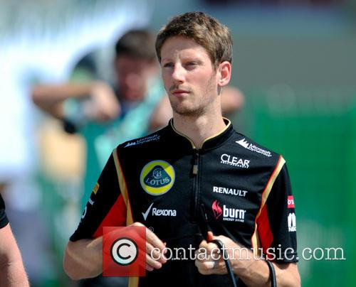 Formula One and Romain Grosjean 9