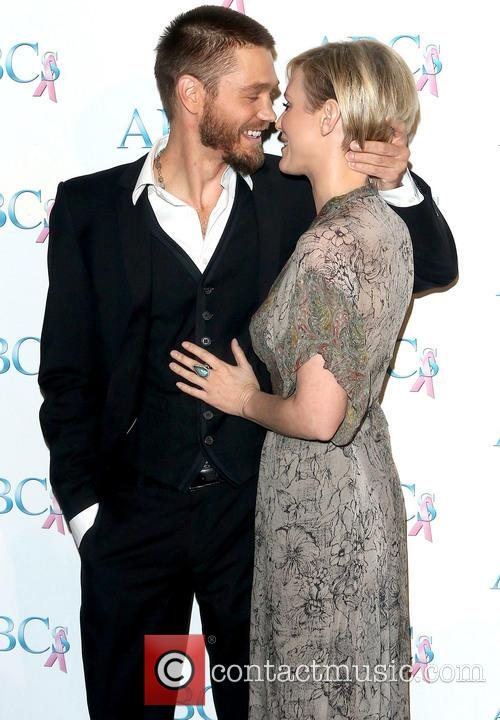 Chad Michael Murray and Nicky Whelan 1