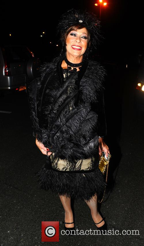 Denise Welch's and Tim Healy's Gatsby Themed Gem...