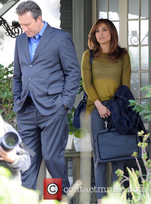 Jennifer Lopez and John Corbett 7