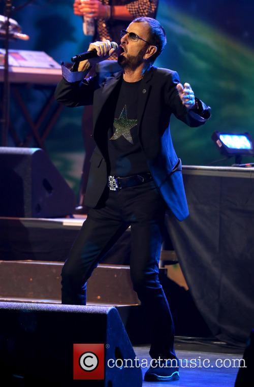 Ringo Starr 50