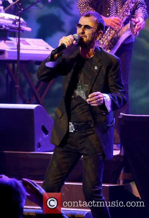 Ringo Starr 90