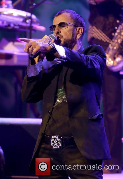 Ringo Starr 91