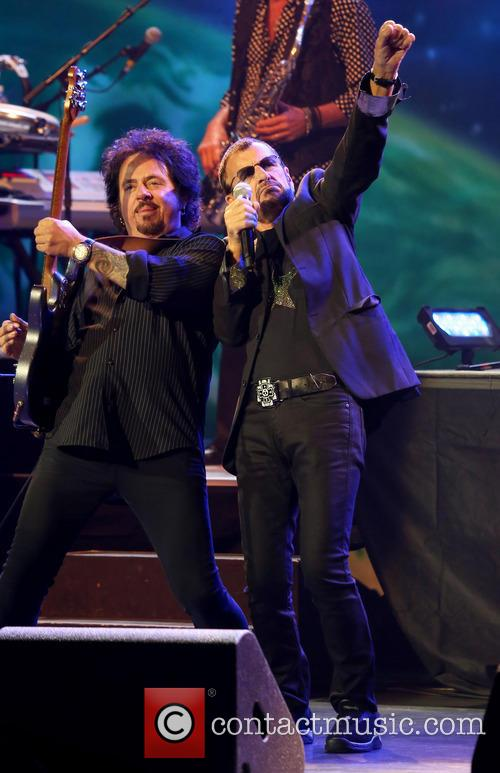 Ringo Starr Performs at The Pearl Las Vegas