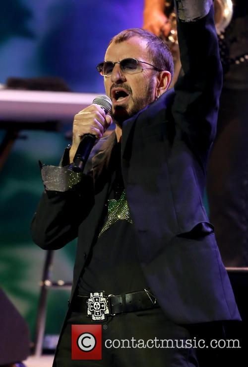 ringo starr ringo starr performs at the 3967413