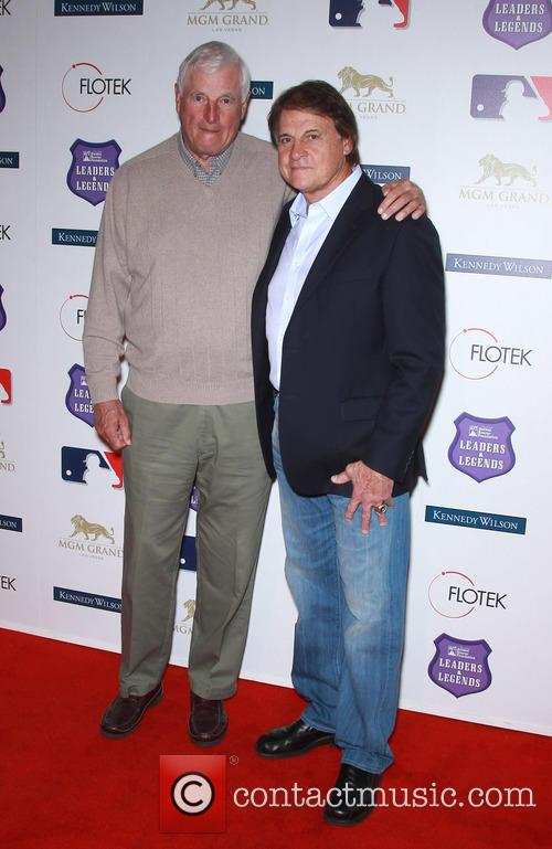 Bob Knight and Tony La Russa 4