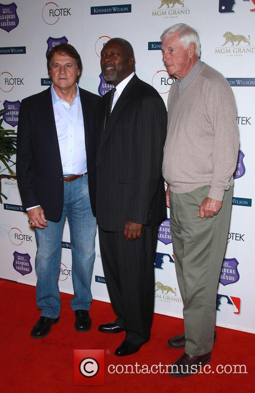 Tony La Russa, Dave Stewart, MGM Grand Hotel and Casino