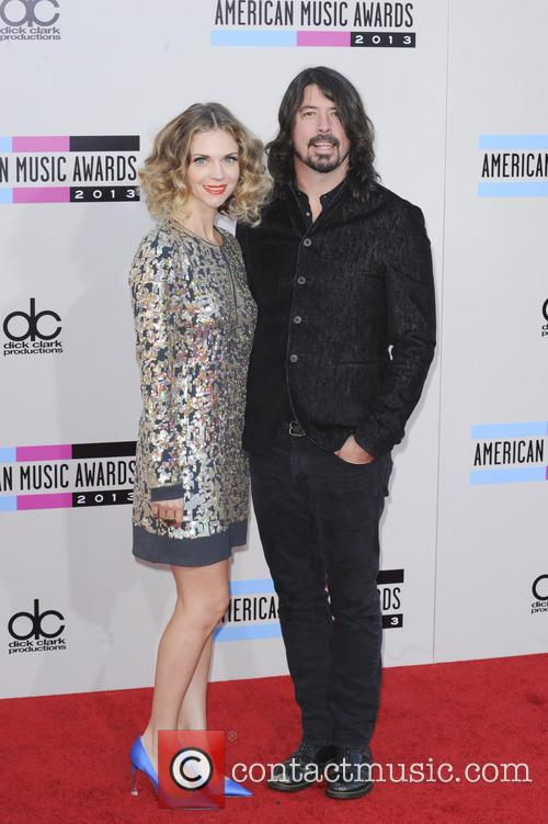Dave Grohl and Jordyn Blum 6