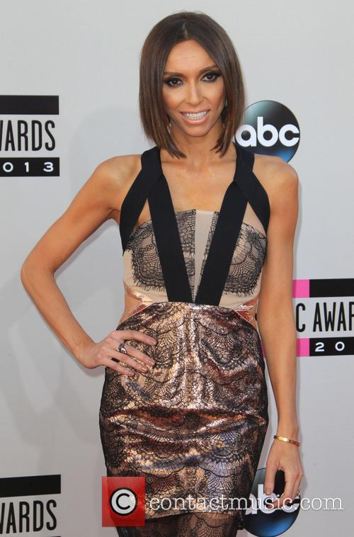 Giuliana Rancic, Nokia Theatre L.A. Live!, American Music Awards