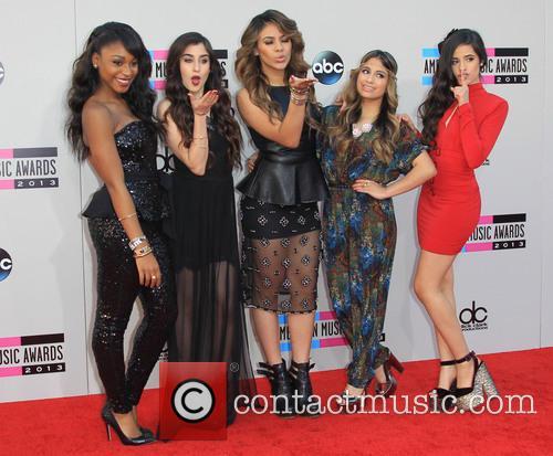 Dinah, Normani Kordei, Lauren Jauregui, Ally Brooke and Camila Cabello 1