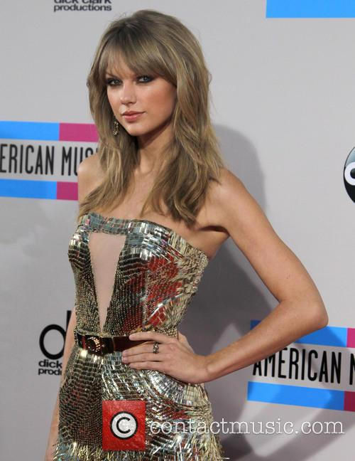 Taylor Swift, Nokia Theatre L.A. Live!, American Music Awards