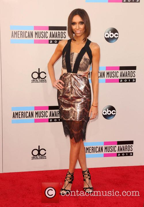 Giuliana Rancic, Nokia Theatre L.A. Live, American Music Awards
