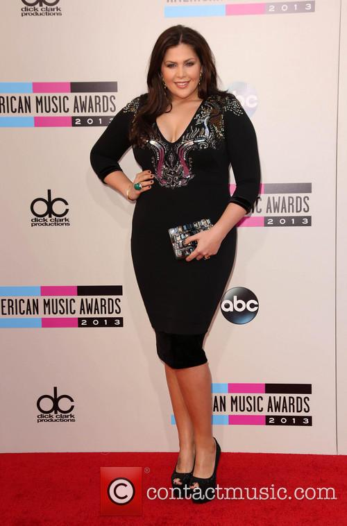 Hillary Scott, Nokia Theatre L.A. Live, American Music Awards