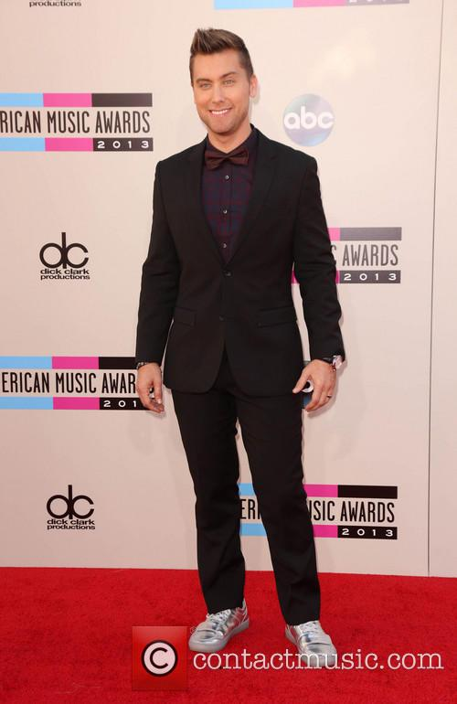 Lance Bass, Nokia Theatre L.A. Live, American Music Awards