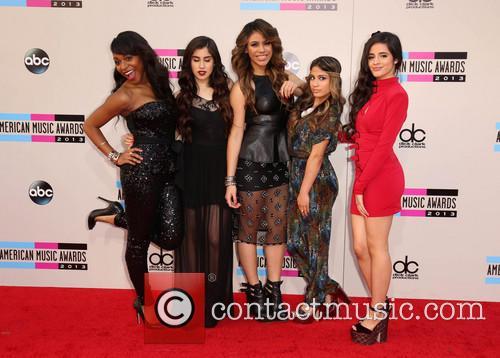 Dinah, Lauren Jauregui, Normani Kordei, Ally Brooke and Camila Cabello 3