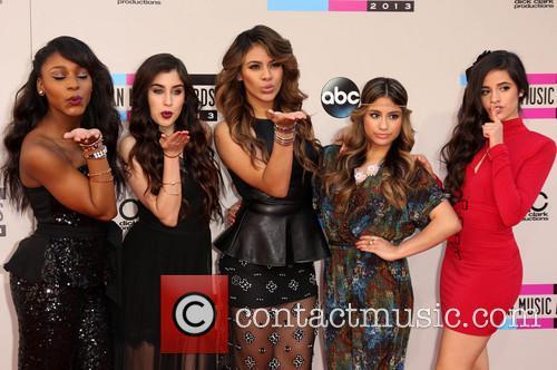 Dinah, Lauren Jauregui, Normani Kordei, Ally Brooke and Camila Cabello 4
