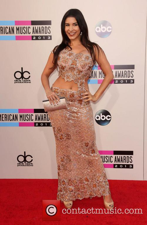 Mayra Veronica, Nokia Theatre L.A. Live, American Music Awards