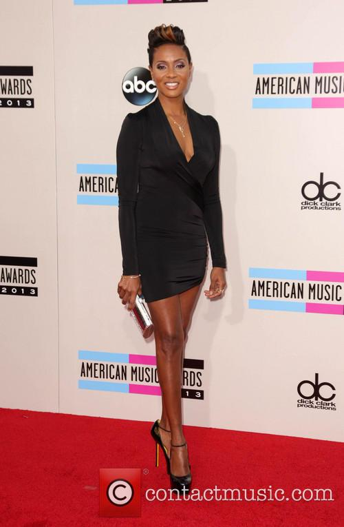 MC Lyte, Nokia Theatre L.A. Live, American Music Awards