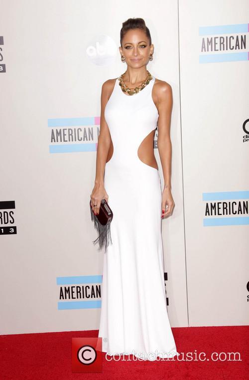 Nicole Richie, Nokia Theatre L.A. Live, American Music Awards