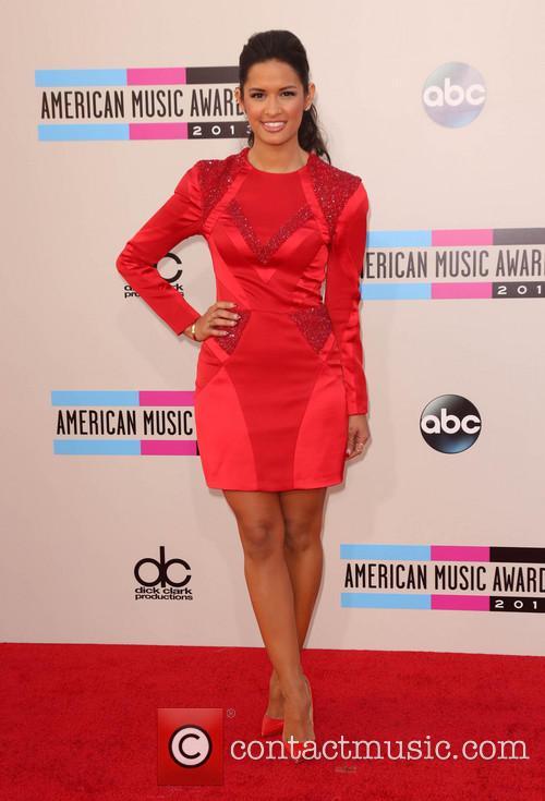 Rocsi Diaz, Nokia Theatre L.A. Live, American Music Awards