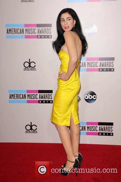 Sarah Silverman, Nokia Theatre L.A. Live, American Music Awards