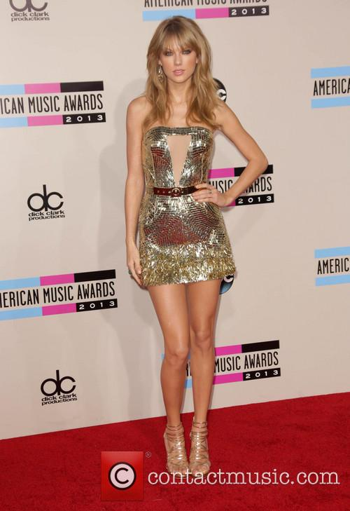 Taylor Swift, Nokia Theatre L.A. Live, American Music Awards