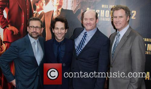 Will Ferrell, Steve Carell, Paul Rudd and David Koechner 3
