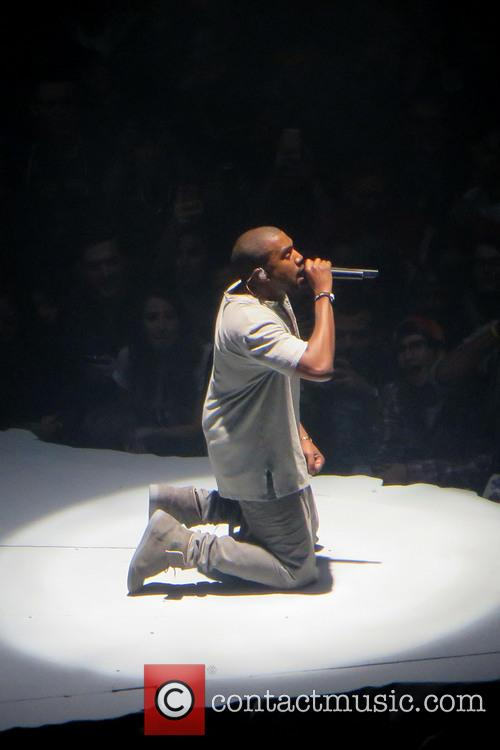 Kanye West, Madison Square Garden