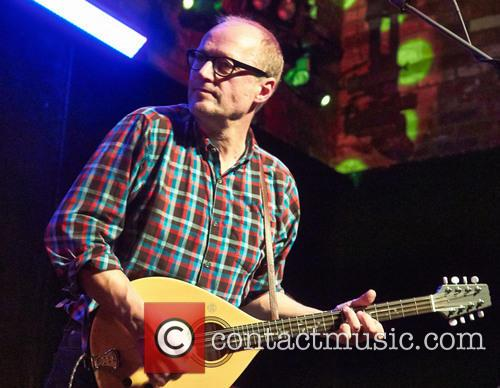 Adrian Edmondson and his band The Bad Shepherds...
