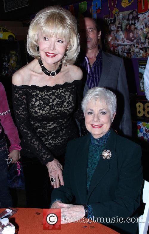 Francine York and Shirley Jones 1