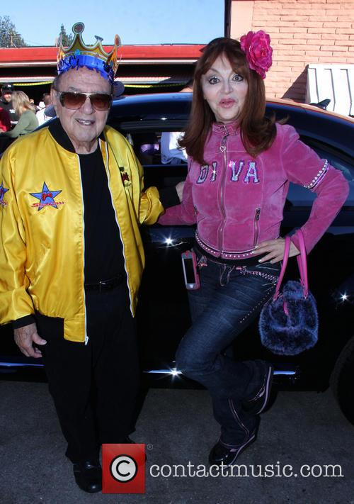 George Barris and Judy Tenuda 6