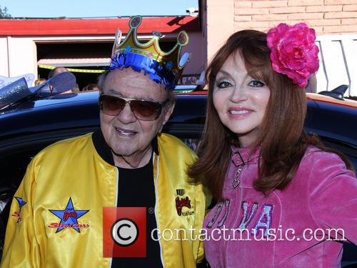 George Barris and Judy Tenuda 7