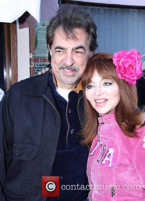 Joe Mantegna and Judy Tenuda 2