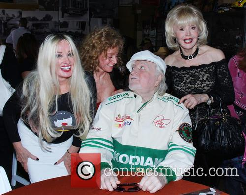 Mamie Van Doren, Marty Ingles and Francine York 5