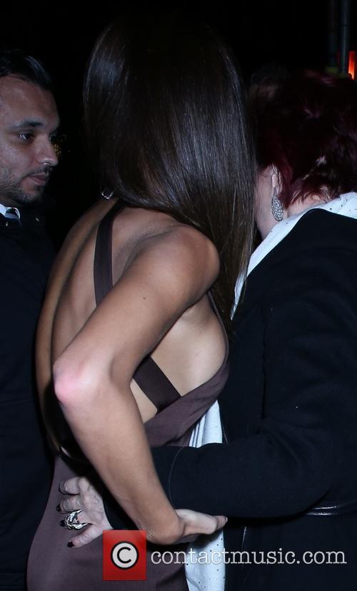Nicole Scherzinger and Sharon Osbourne 11