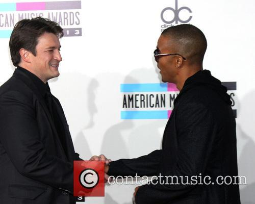 Nathan Fillion and Shemar Moore 5