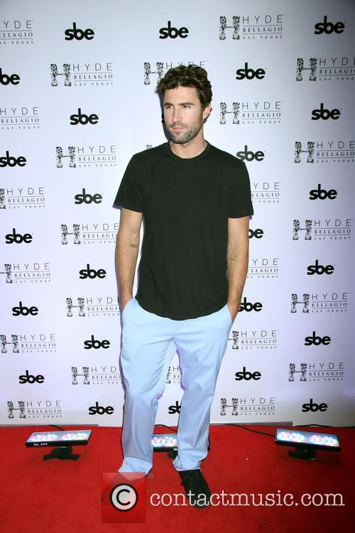 Reality Star Brody Jenner at Hyde Nightclub